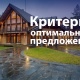 дачные поселки Подмосковья
